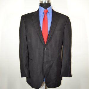 Jones New York 42R Sport Coat Blazer Suit Jacket B